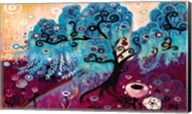 Blue Willow Fine-Art Print