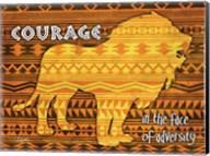 African Lion Fine-Art Print