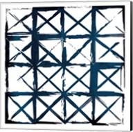 Box Blue Lines Fine-Art Print