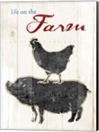 Life On The Farm Fine-Art Print