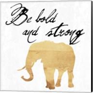 Be Bold Fine-Art Print