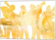 Jazz Band Fine-Art Print