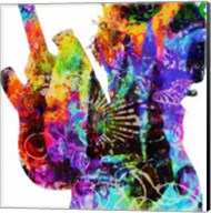 Graffiti Rock Fine-Art Print