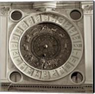 Il Grande Orologio IV Fine-Art Print