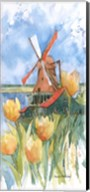 Dutch Vignette Fine-Art Print
