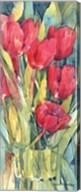 Red Hot Tulips Fine-Art Print