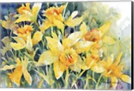 Daffodil Party Fine-Art Print