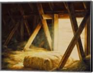 Hay Loft Fine-Art Print