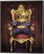 The Frog Prince Fine-Art Print