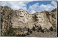 Mount Rushmore In Day Fine-Art Print