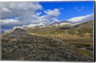 Soda Butte In Yellowstone Fine-Art Print