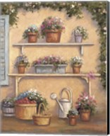 Pot OF Flowers Fine-Art Print