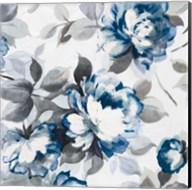 Scent of Roses Indigo II Fine-Art Print