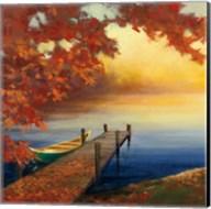 Autumn Glow III Fine-Art Print