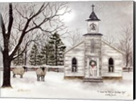 I Heard the Bells On Christmas Day Fine-Art Print