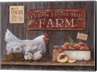 Fresh From The Farm Fine-Art Print