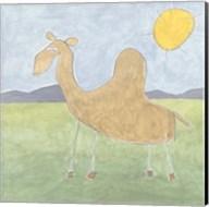 Quinn's Camel Fine-Art Print