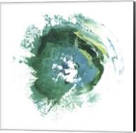 Geode Abstract IV Fine-Art Print
