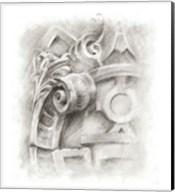 Frieze Study I Fine-Art Print