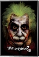 Why So Genius Fine-Art Print