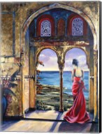 Lady Of The Alhambra Fine-Art Print