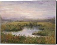 Marsh Sunset Fine-Art Print
