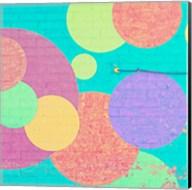 Bubblegum Wall Fine-Art Print