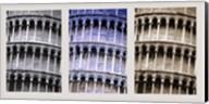 Different Color Exposures of Colleseum Fine-Art Print