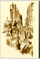 New York 5th Avenue Fine-Art Print