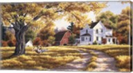 Days Of Autumn Fine-Art Print