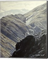 Rock Climbers Fine-Art Print