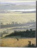 Morning On The Mara Fine-Art Print
