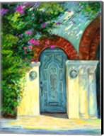 Blue Door Fine-Art Print