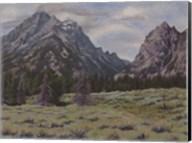 Teton View Fine-Art Print