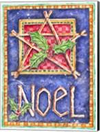 Noel Star Fine-Art Print