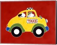 Taxi! Fine-Art Print
