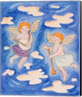 Musical Cherubs Fine-Art Print