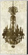 Panneau Chandelier II Fine-Art Print