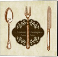 Cuisine Classique Fine-Art Print