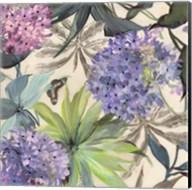 Lilac Hydrangeas Fine-Art Print