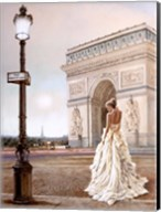 Romance in Paris II Fine-Art Print