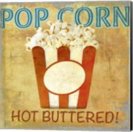 Pop Corn Fine-Art Print
