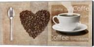 I Love Coffee Fine-Art Print