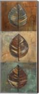 New Leaf Panel II (Vertical) Fine-Art Print