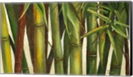 Bamboo on Beige I Fine-Art Print