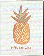 Tropical Drinks I Fine-Art Print