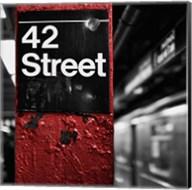 42nd St. Square Fine-Art Print