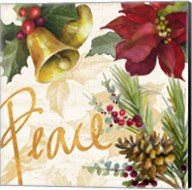 Christmas Poinsettia II Fine-Art Print
