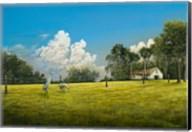 Crane Field Fine-Art Print