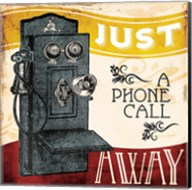 Just A Phone Fine-Art Print